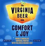 Virginia Beer Co. Comfort & Joy beer