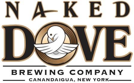 Naked Dove 45 Fathoms Porter beer Label Full Size