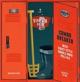 Virginia Beer Co. Combo Breaker West Coast DIPA beer