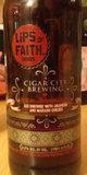 New Belgium / Cigar City Lips of Faith - Ale Brewed w/ Anaheim & Marash Chilies beer