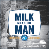 Confluence Milk Man Milk Stout beer