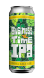 Bird Song Business Time IPA beer