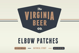 Virginia Beer Co. Elbow Patches NITRO beer