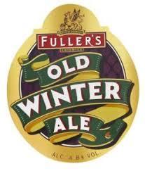 Fuller's Old Winter Ale beer Label Full Size