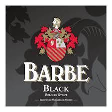 Verhaeghe Barbe Black Beer