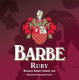 Verhaeghe Barbe Ruby beer
