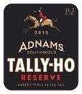 Adnams Tally-Ho Reserve 2012 beer