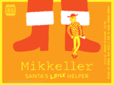 Mikkeller Santa's Little Helper Grand Marnier Barrel Aged Beer