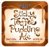 Wells Sticky Toffee Pudding Ale Beer