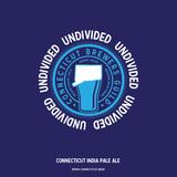 Undivided CT IPA beer