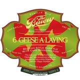 Bruery 6-Geese-A-Laying beer