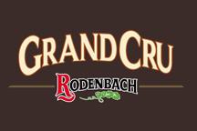 Rodenbach Grand Cru beer Label Full Size