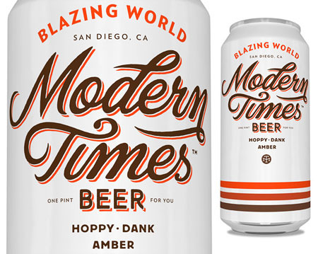 Modern Times City of the Sun Beer