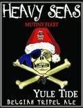 Heavy Seas Barrel Aged Yule Tide beer Label Full Size