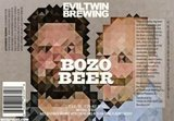 Evil Twin Bozo Beer Beer