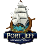 Port Jeff Superstar Beverage Peppermint Porter beer
