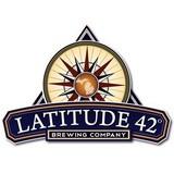 Latitude 42 Oktoberfest beer