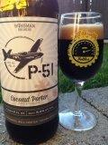 Wingman P-51 Coconut Porter beer