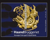 Haandbryggeriet Aquavit Barrel Aged Porter beer