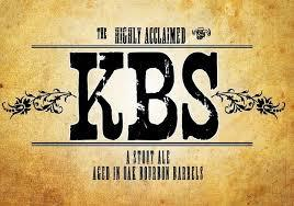 Founders KBS beer Label Full Size