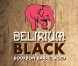 Delirium Black Bourbon Barrel Aged beer