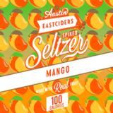 Austin Eastciders Mango Spiked Seltzer beer
