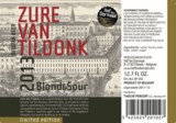 Hof ten Dormaal Zure van Tildonk Blond & Sour Beer