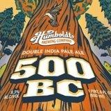 Humboldt 500 BC beer
