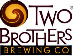 Two Brothers Northwind Imperial Stout Infused with Coconut beer