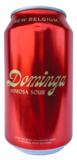 New Belgium Dominga beer