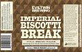 Evil Twin Imperial Biscotti Break 2012 beer