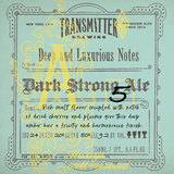Transmitter A5 Dark Strong Ale beer