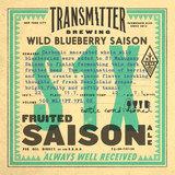 Transmitter S1X Blueberry beer