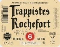 Rochefort 6 Beer