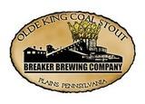 Breaker Old King Coal Stout beer