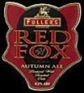 Fuller's Red Fox beer
