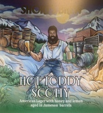 Short's Hot Toddy Scotty beer