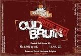 Verzet Oud Bruin beer