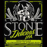 Stone Delicious IPA beer