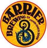 Barrier Big Black Hoppy Creature From Mars beer