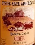 Oyster River Hoboken Station Cider Beer