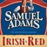 Sam Adams Irish Red beer