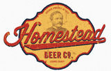 Homestead South Pacific Lager beer