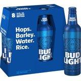 Bud Light Aluminum beer