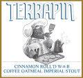 Terrapin Cinnamon Roll'd Wake-n-Bake beer Label Full Size