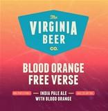 Virginia Beer Co. Blood Orange Free Verse beer