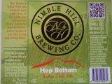 Nimble Hill Hop Bottom IPA beer