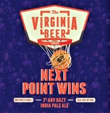 Virginia Beer Co. Next Point Wins beer