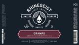 Rhinegeist Gramps Beer