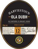 Harviestoun Ola Dubh 12 Yr beer